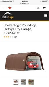 Tent Shelter 12x20x8