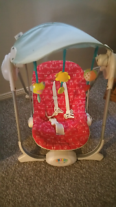 Quick sale baby swing $15 Barnsley Lake Macquarie Area Preview