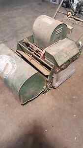 Scott Bonnar Queen electric reel mower Lobethal Adelaide Hills Preview