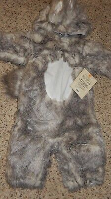 Pottery Barn Kids Woodland Baby Squirrel 0 - 6 - Squirrel Baby Costume