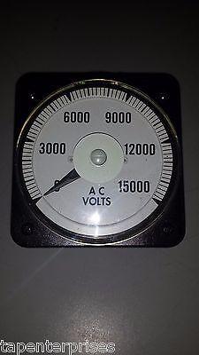 Yokogawa Voltmeter 103021rsrs7pjd Myk3893 03