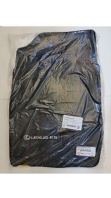 Lexus Oem Factory Carpet Floor Mat Set 2013 2015 Es350 Black