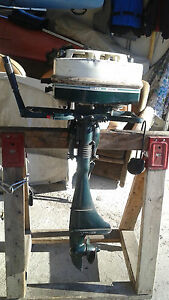 Sears 3.5HP Short Shaft 2-Stroke