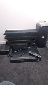 Panasonic dvd/surround sound system 5.1 Glenorchy Glenorchy Area Preview