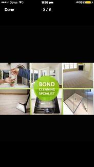 Guarantee Bond cleaning $99