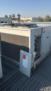 Air conditioning split systems & Ducteds Perth Perth City Area Preview