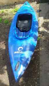Kayak with life jacket 2.8m Mayfield East Newcastle Area Preview