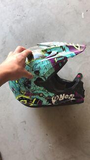 O Neal motocross helmet