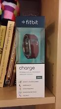 Fitbit Charge (Size Small, Burgundy) - BRAND NEW, UNOPENED! Melba Belconnen Area Preview