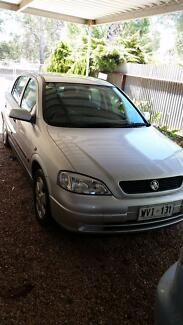 Low kms Holden astra