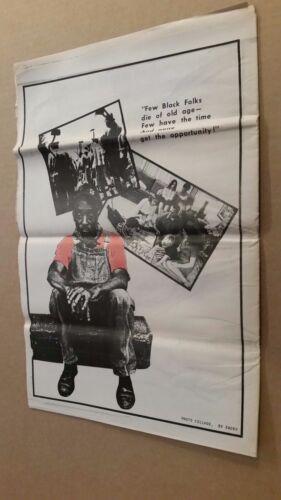 Black Panther Newspaper July 28, 1973 Boycott Safeway cover