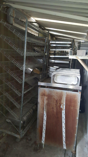 Bakery equipment clearance sale