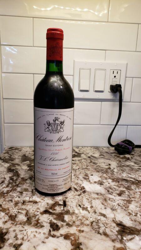 Rare Bottle Of Wine