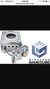 Looking for a Nintendo game cube