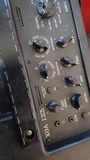 Fender Squier Affinity (RRP $650) + VOX Amplifier ($220)