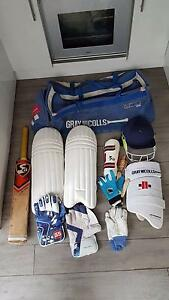 Quality Full Mens Cricket kit Rozelle Leichhardt Area Preview