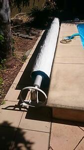 Solar Swimming Pool Blanket and Reel Warradale Marion Area Preview