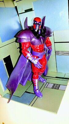 marvel legends custom magneto/x-men