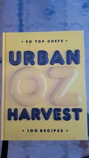 Urban Oz Harvest 50 top chefs cookbook 100 recipes