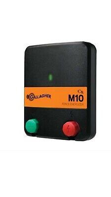 G331424 Electric Fence Charger M10 0.1 Joules 110-volt - Quantity 1