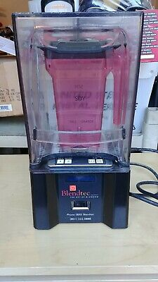 Blendtec Icb3 Smoother Commercial 1500w Blender Juicer Smoothie Machine