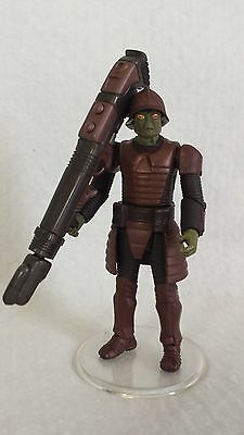 Star Wars Revenge of the Sith NEIMOIDIAN WARRIOR Soldier action figure ROTS #42