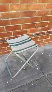 Classic strong canvas camping stool Mayfield East Newcastle Area Preview