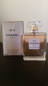 Chanel perfume n5 Arncliffe Rockdale Area Preview