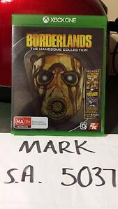 Xbox One Borderlands - The Handsome Collection North Plympton West Torrens Area Preview