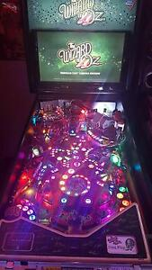 Wizard of oz LE pinball machine Airport West Moonee Valley Preview