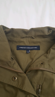 French connection army jacket