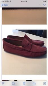 Todd loafers driving shoes