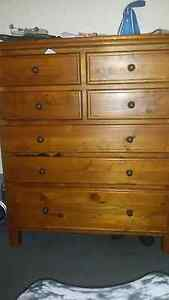 Tallboy 7 drawer quality piece Raymond Terrace Port Stephens Area Preview