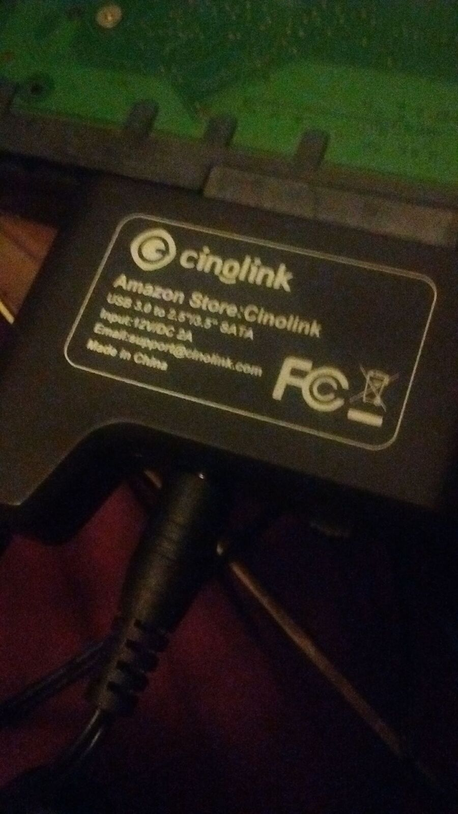 Reviews: Cinolink USB 3 0 to SATA Converter Adapter for 2 5