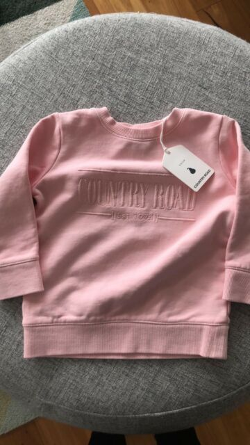 Country Road Pink Heritage Sweat Size 2 Kids Clothing Gumtree Australia Perth City Area
