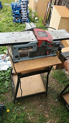 Delta 6 Variable Speed Bench Jointer With Stand