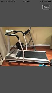 Trimline treadmill