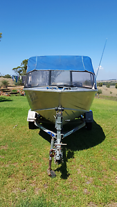 Ally craft runabout Jennacubbine Goomalling Area Preview