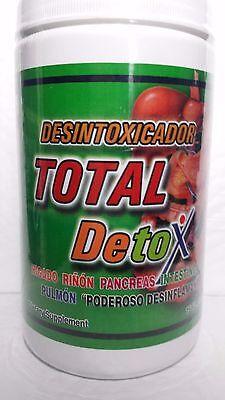 Total Detox By Nutrition   More Powder Detoxify 16 Oz New Fresh 12 20 Made Usa