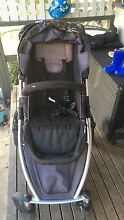 Steelcraft Strider Plus with toddler seat Blackwood Moorabool Area Preview