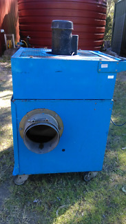 Fume Extractor x 2. Dust  Extraction fan.  Single phase 240v Samford Valley Brisbane North West Preview