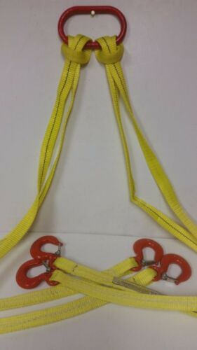 Trident Supply Stretcher Bridle Sling / horizontal or vertical lifting