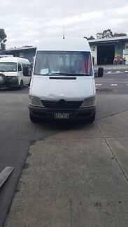 MERCEDES BENZ SPRINTER 316cdi MANUAL 2001 Hoppers Crossing Wyndham Area Preview