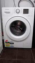 SAMSUNG Washing Machine 7.5kg Front Load USED 1 year ONLY. Glebe Inner Sydney Preview