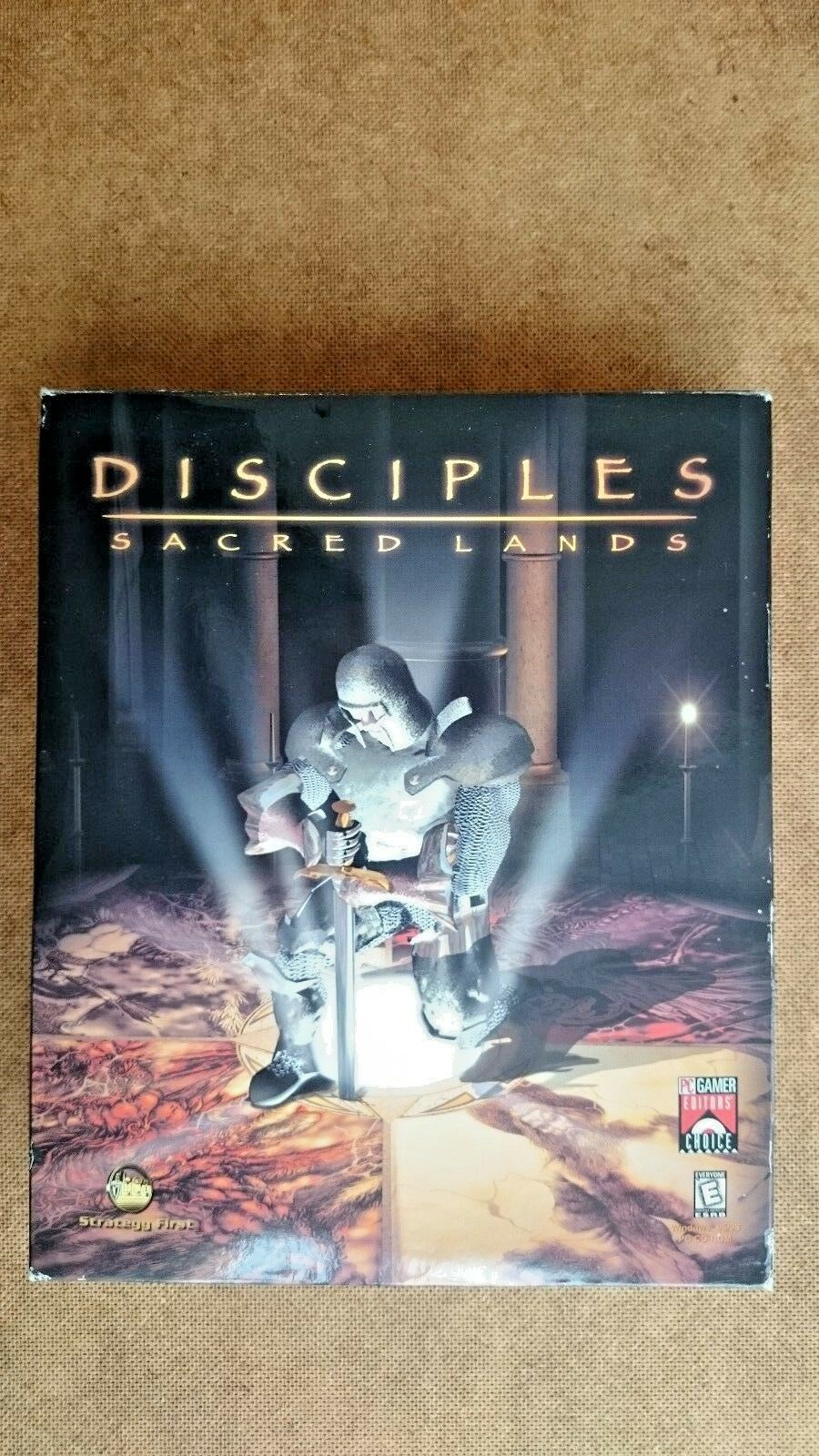 Disciples: Sacred Lands (Gold Edition) (PC: Windows, 1999) - Big Box Edition
