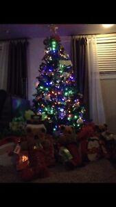 Tree + lights