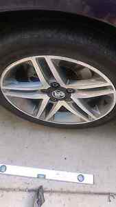 """18"""" ve holden rims drilled for vt-vy New Farm Brisbane North East Preview"""