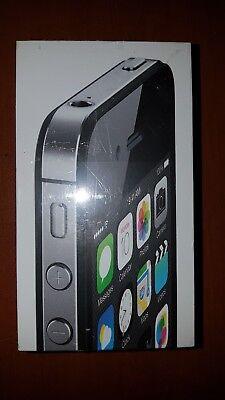 Apple iPhone 4s - 8GB - Black (Unlocked) (CA)