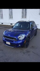2015 Mini Cooper S countryman all4