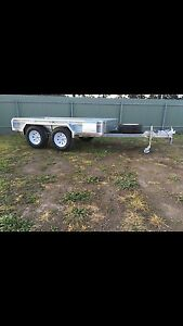 For Sale Brand New 2800kg Rated 10x5 Galv Trailer Tandem Murray Bridge Murray Bridge Area Preview